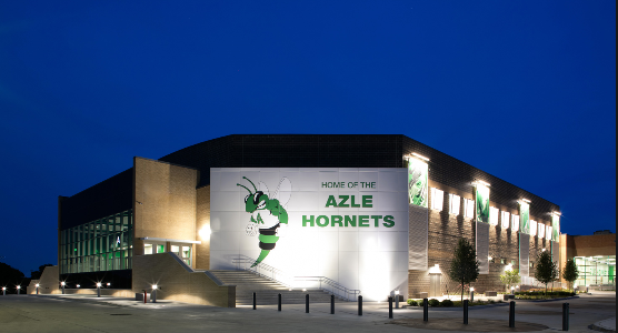 Azle High School Hornet Stadium