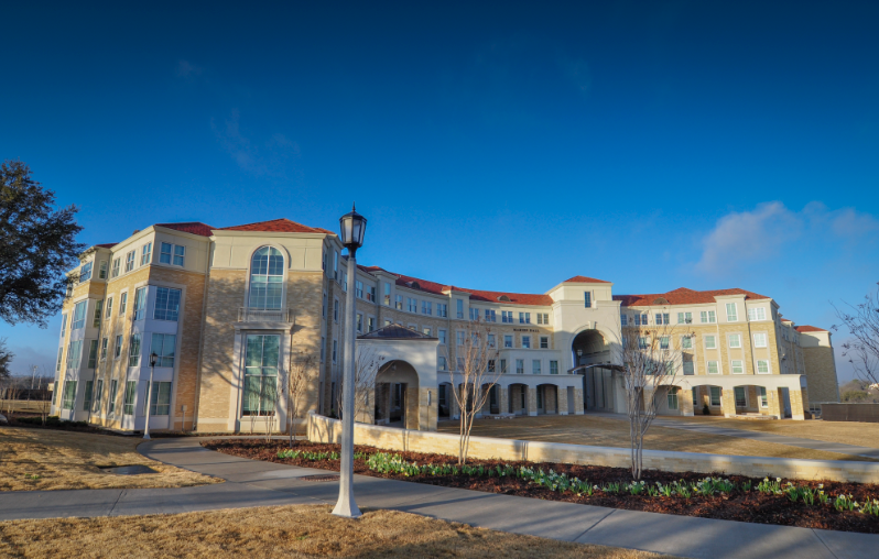 TCU Worth Hills