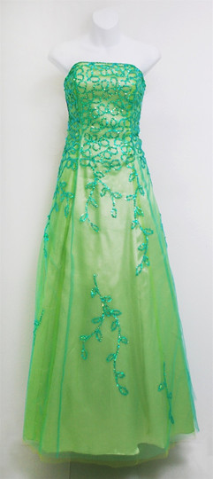 #10380 Lime Green by Morgan & Co. - sizes XX, Small