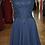 Thumbnail: Short Flared Off the Shoulder Dress