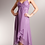 Thumbnail: Chiffon Hi Lo Halter Dress