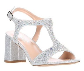 Amber-7 Block Heel-silver.JPG