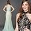 Thumbnail: Blinged Halter Lace Dress