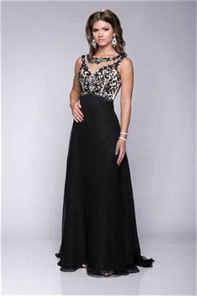 Flowy Black Gown
