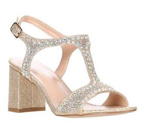Amber-7 Block Heel-champagne.JPG