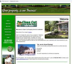Clean Cut Property Services