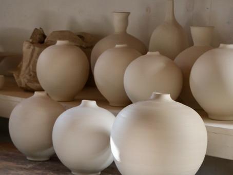 Conversations around a Blossom Jar