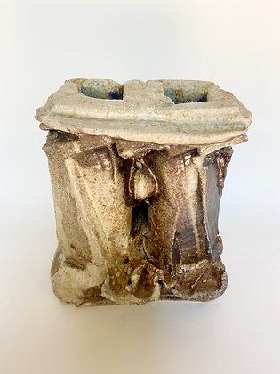 Twin Trunk vase