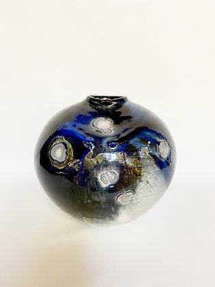 Reef & Sky - medium orb - dark