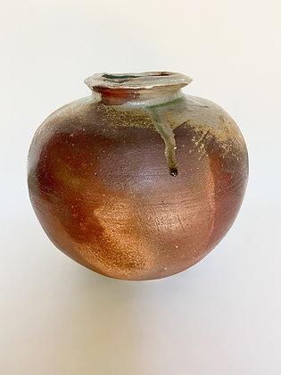 Iga style round jar 5