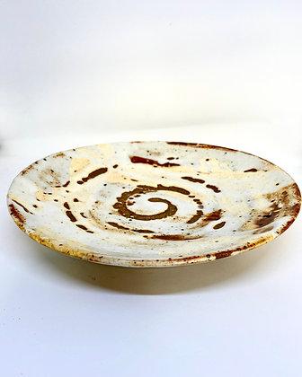 Spiral shino plates