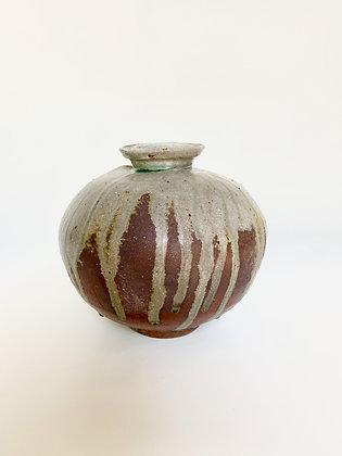 Iga style round jar 2