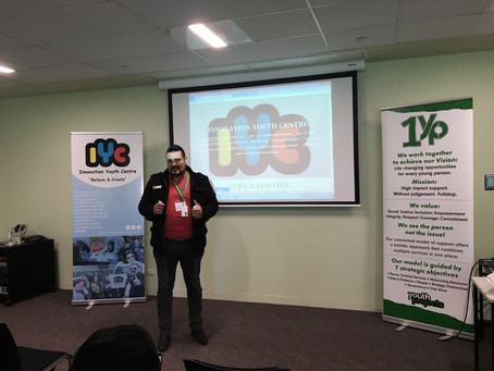 Presentation at Emerging Innovation Summit