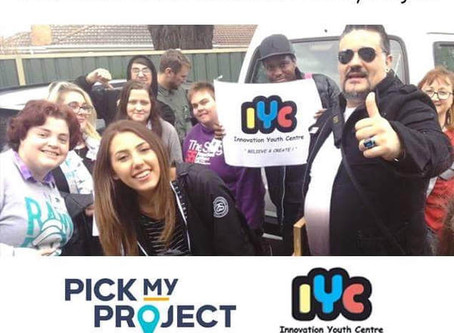 Pick My Project Victorian State Government Grant - Vote for Innovation Youth Centre