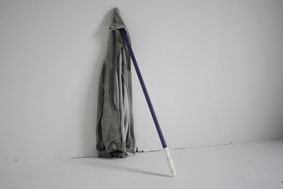 Sudadera gris, 2009
