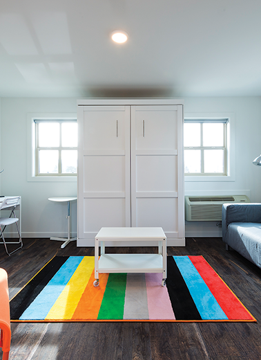 Micro B - Living Room
