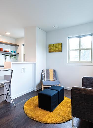 Micro A - Living Room
