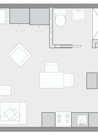 Micro Floorplan B