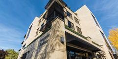 550 West Avenue Commercial Office design Kelowna