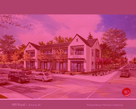 480 Royal Ave Rental One Bedroom Apartments Kelowna