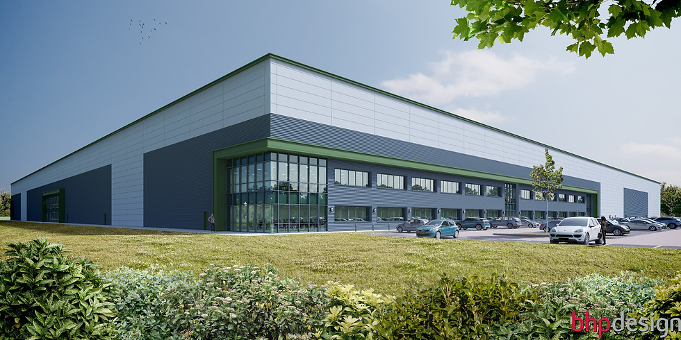 Iron Park Walsall - launch of a new logistics / manufacturing scheme for multiple units / single up to 488,250 sq ft.