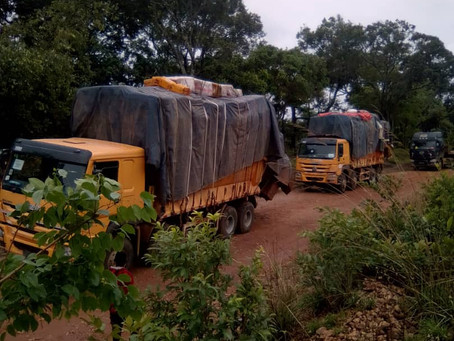 Managing a Supply Chain in DR Congo