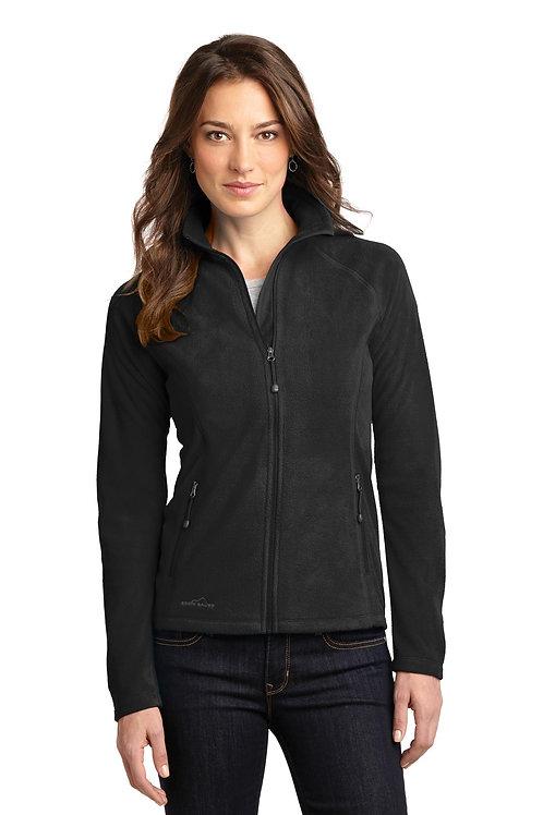 Eddie Bauer® Ladies Full-Zip Microfleece Jacket. EB225