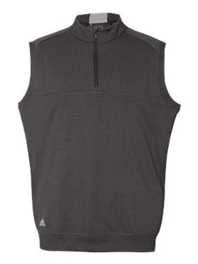 Adidas - Quarter-Zip Club Vest - A271