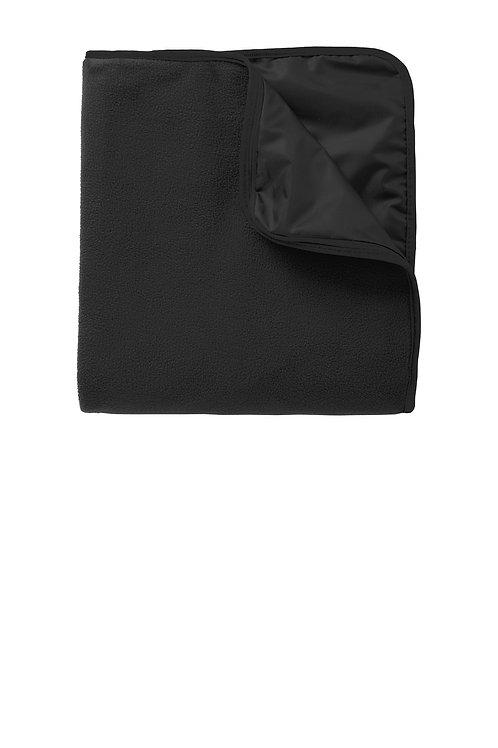 Port Authority® Fleece & Poly Travel Blanket. TB850