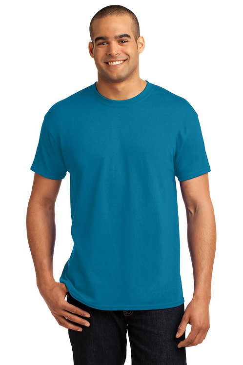 Hanes® - EcoSmart 50/50 Cotton/Poly T-Shirt.  5170