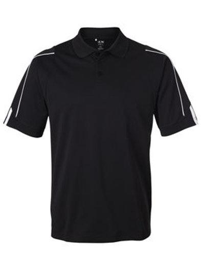 Adidas® - Climalite 3-Stripes Cuff Sport Shirt - A76