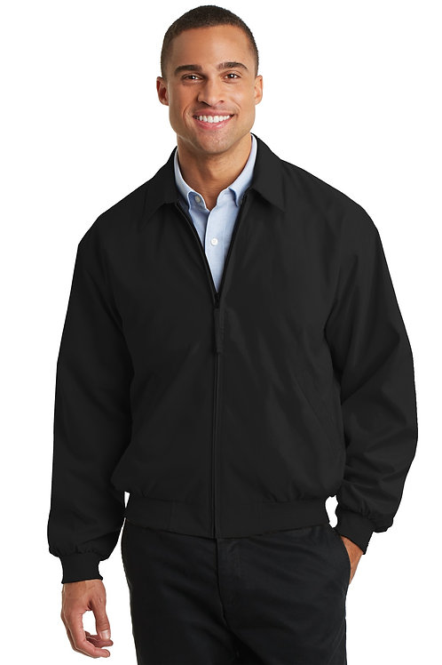 Port Authority® Casual Microfiber Jacket. J730