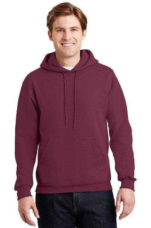 JERZEES® SUPER SWEATS NuBlend - Pullover Hooded Sweatshirt.  4997M