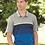 Thumbnail: Adidas® - Climacool Engineered Stripe Sport Shirt - A136