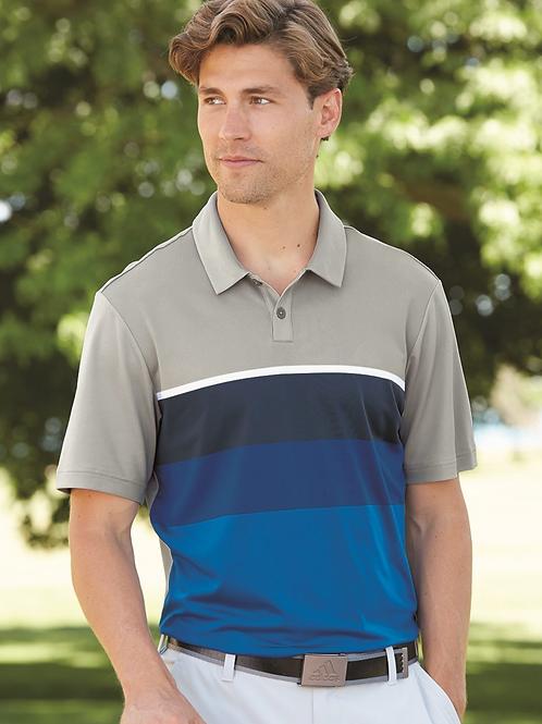 Adidas® - Climacool Engineered Stripe Sport Shirt - A136