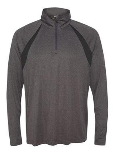 All Sport® - Quarter-Zip Lightweight Raglan Pullover - M3026