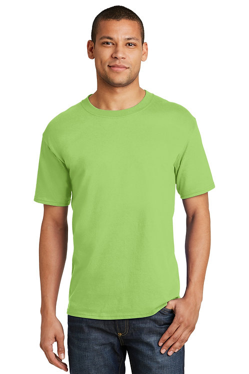 Hanes® Beefy-T - 100% Cotton T-Shirt.  5180