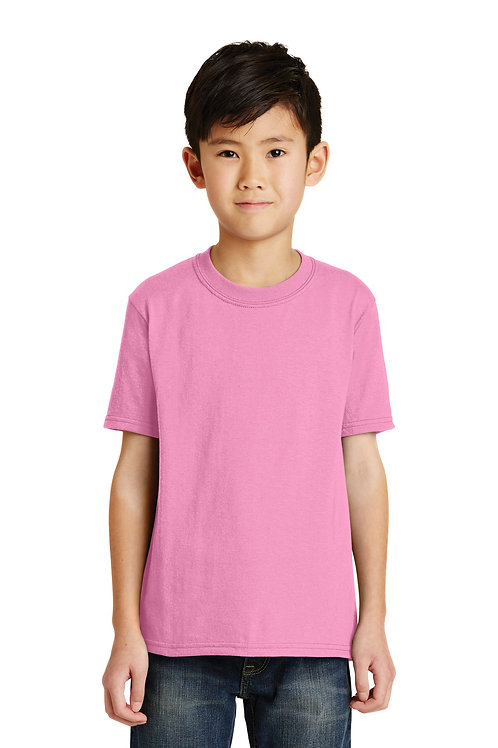 Port & Company® Youth Core Blend Tee.  PC55Y