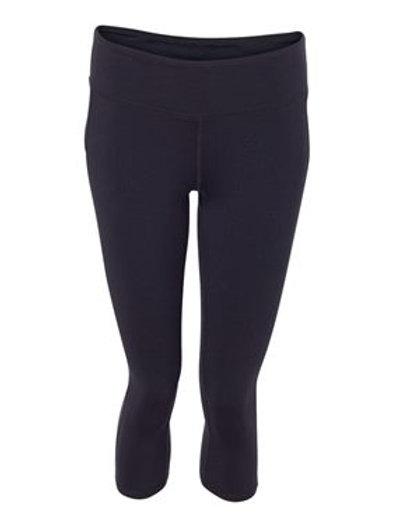 All Sport - Women's Capri Leggings - W5009