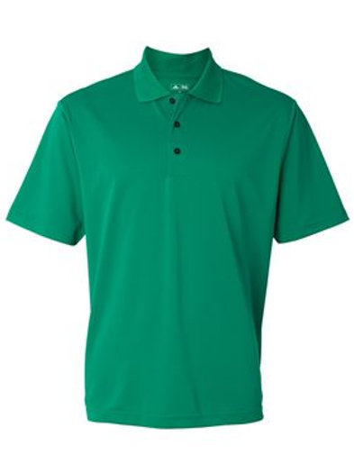 Adidas® - Golf A121 Men's climalite Short-Sleeve Piqué Polo