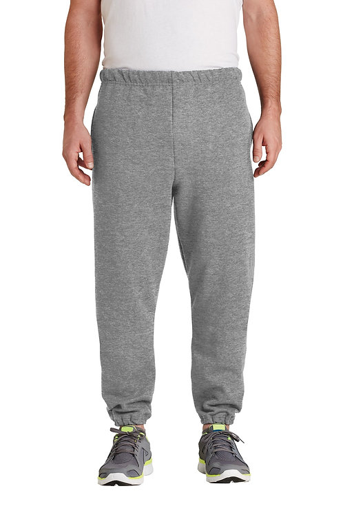 JERZEES® SUPER SWEATS NuBlend - Sweatpant with Pockets.  4850MP