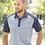 Thumbnail: Adidas® - Heather Block Sport Shirt - A145