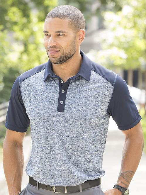 Adidas® - Heather Block Sport Shirt - A145