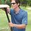 Thumbnail: Adidas® - ClimaLite® Textured Polo - A170