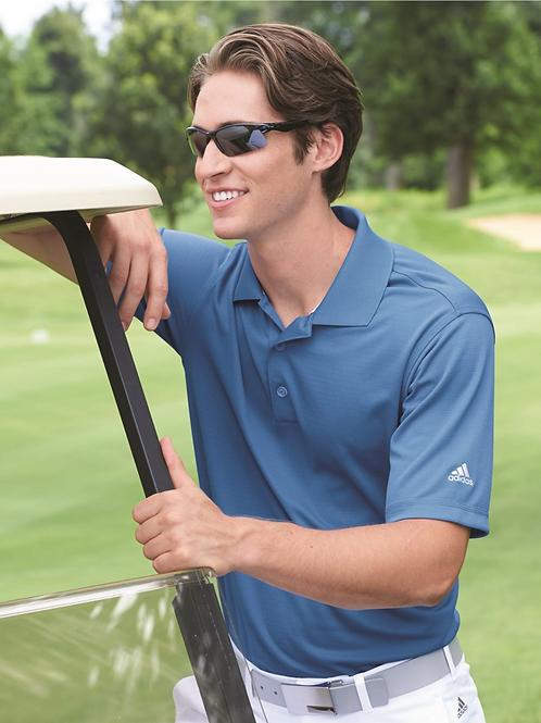 Adidas® - ClimaLite® Textured Polo - A170