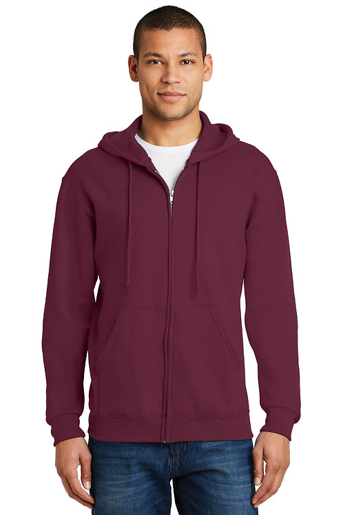 JERZEES® - NuBlend Full-Zip Hooded Sweatshirt.  993M