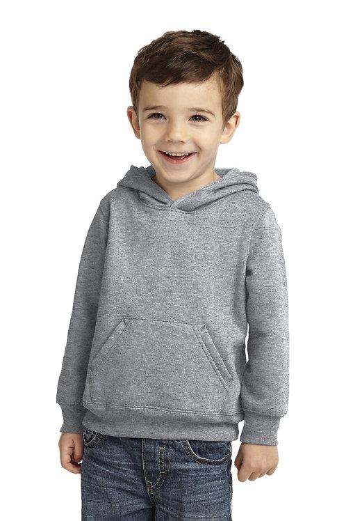 Port & Company® Toddler Core Fleece Pullover Hooded Sweatshirt. CAR78TH