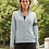 Thumbnail: Adidas® - Golf Women's ClimaLite 3-Stripes French Terry Full-Zip Jacket - A191