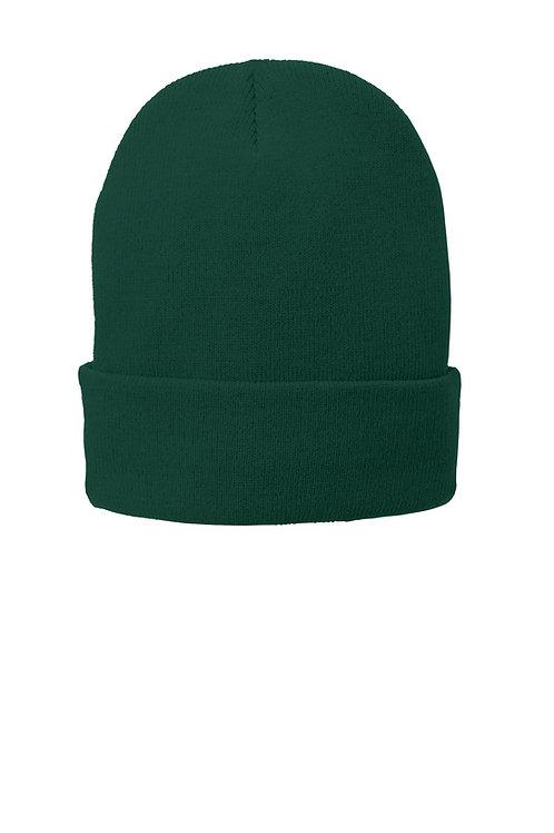Port & Company® Fleece-Lined Knit Cap. CP90L