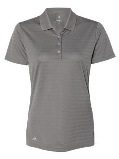 Adidas® - Women's Shadow Stripe Sport Shirt - A262